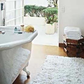 Vitoriana Slipper de 1,56×0,77 ( torneira e porta shampoo opcionais, consultar disponibilidade e preços )
